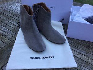 Isabel Marant Scarpa grigio chiaro Pelle