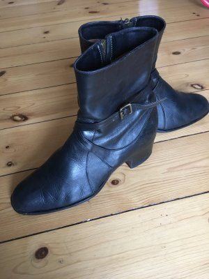 Stiefeletten Lederstiefel Boots