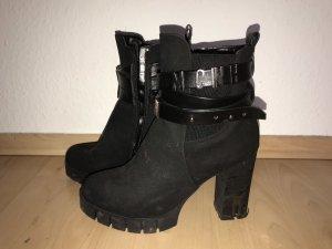 Winter Booties black