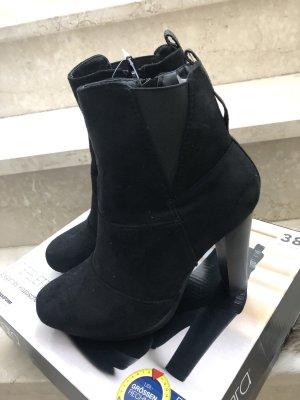 Esmara Platform Booties black