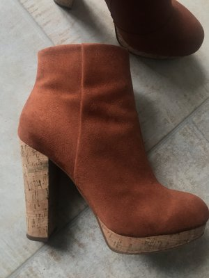 Another A Platform Booties multicolored