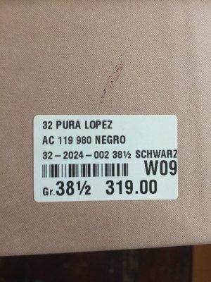 Stiefeletten mit Nieten von Pura Lopez