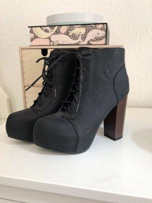 H&M Aanrijglaarsjes zwart-bruin