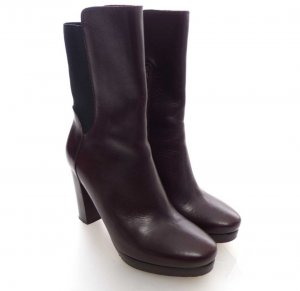 Stiefeletten Schuhe von Vanessa Bruno gr. 37,5 Leder