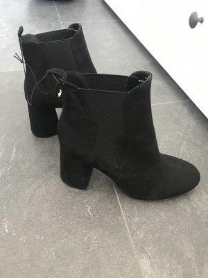 H&M Stivaletto nero