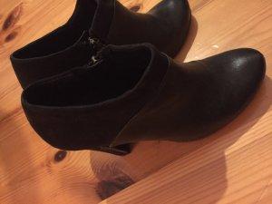 Tamaris Shoes black imitation leather