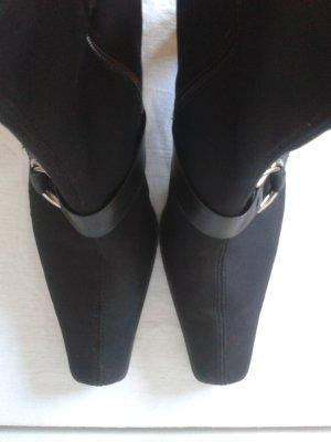 Stiefeletten * schwarz * 40 * Högl * GoreTex * 4,5 cm