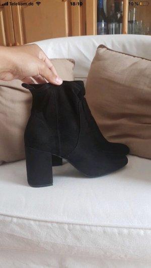 Stiefeletten schwarz