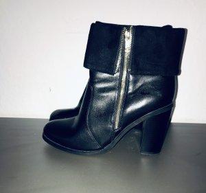 Stiefeletten schwarz CCC