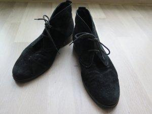 Stiefeletten schwarz von Gabor