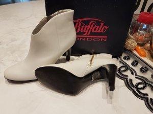 Stiefeletten von Buffalo in gr.40, weiß, Neu