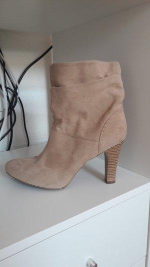 Stiefeletten von Graceland Größe 40 Wildleder Kunstleder Schuhe neu