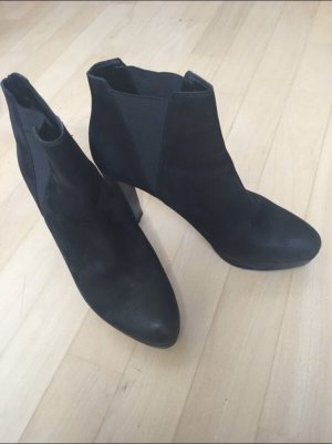 Kennel und Schmenger Slip-on Booties black