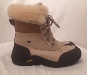 UGG Australia Winter Booties multicolored