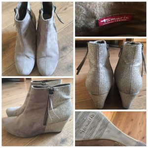 Stiefeletten, Wedges