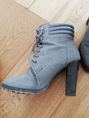 Young Spirit Bottines à lacets gris clair-gris