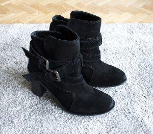 Zara Basic Bottillons noir