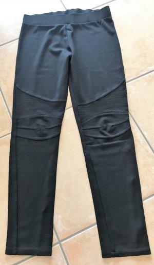 Stiefelhose/ Leggins schwarz von OPUS