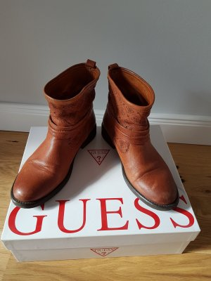 Guess Botines marrón