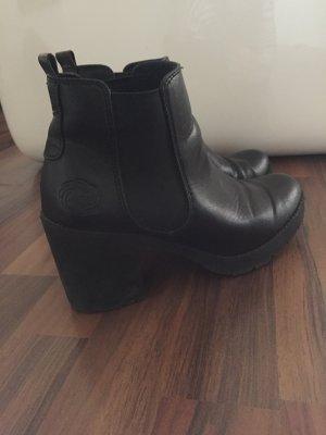 Stiefeln boots schwarz