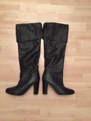 Zara Overknees black