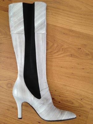 Stiefeln von Dolce &Gabbana 38 1/2 Echter Leder