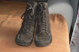 Esprit Slip-on brun noir