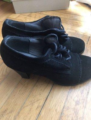 Andrea Conti Loafers zwart