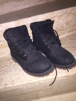 Timberland Korte laarzen zwart
