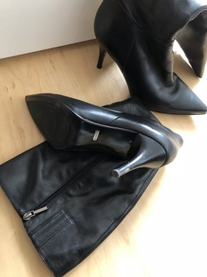 5th Avenue Heel Boots black