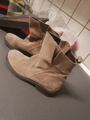 Buffalo Bottillons beige