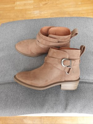 H&M Slip-on Booties multicolored