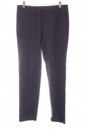 Stile Benetton 7/8-Hose anthrazit Business-Look
