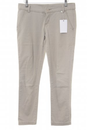 Stile Benetton Chinohose beige Casual-Look