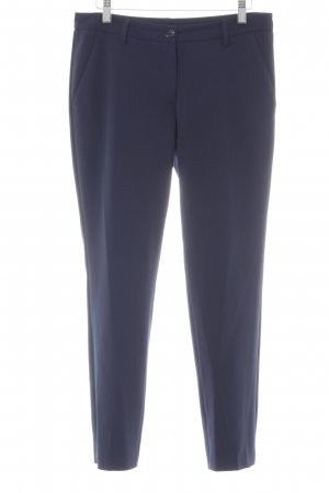 Stile Benetton Pantalon chinos bleu foncé style d'affaires