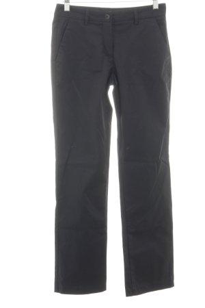Stile Benetton Pantalon taille haute noir style d'affaires