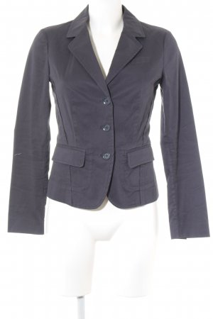 Stile Benetton Jerseyblazer dunkelblau Business-Look