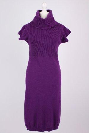 Stile Benetton Kleid lila Größe M