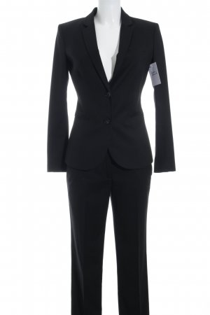 Stile Benetton Ladies' Suit black business style