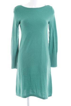 Stile Benetton Langarmkleid grün Casual-Look