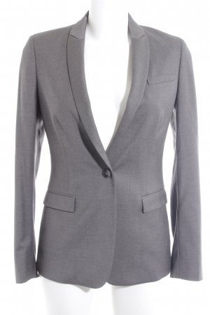 Stile Benetton Long-Blazer grau Business-Look