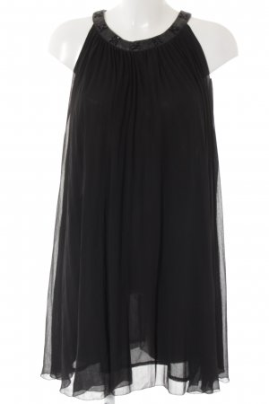 Stile Benetton Minikleid schwarz Elegant