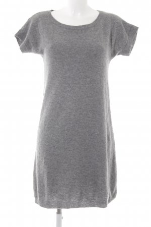 Stile Benetton Sweater Dress grey casual look