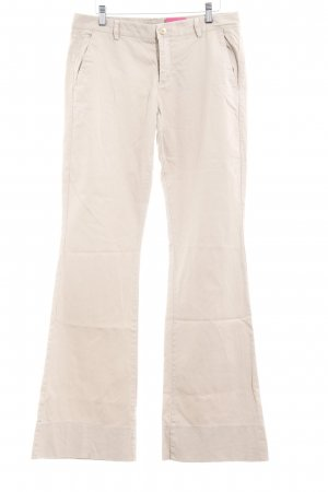 Stile Benetton Flares beige casual look