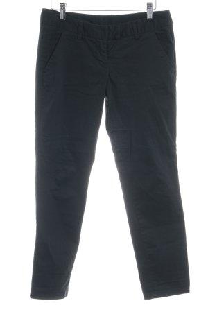 Stile Benetton Pantalon strech noir style décontracté