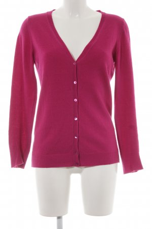 Stile Benetton Strickjacke pink Casual-Look