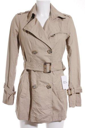 Stile Benetton Trenchcoat beige Casual-Look