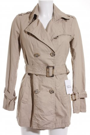 Stile Benetton Trenchcoat beige Casual-Look