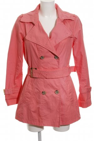 Stile Benetton Trenchcoat lachs Casual-Look