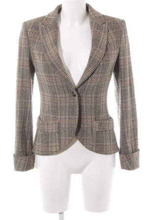 Stile Benetton Tweedblazer Karomuster Business-Look